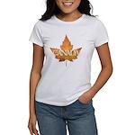 Canada Women's T-Shirt Canada Souvenir T-shirt