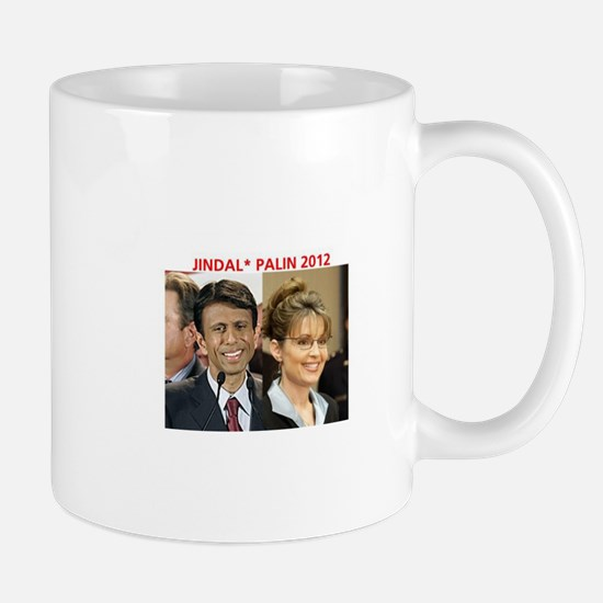 Cute Jindal palin 2012 Mug