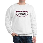 The Real Swimsuit Competition Sweatshirt