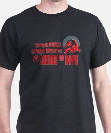 Proud Socialist November Revo T-Shirt