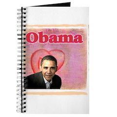 Obama Crush Journal
