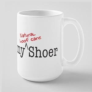 Natural Hoof Care Large Mug