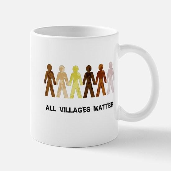 Riyah-Li Designs All Villages Matter Mug