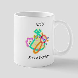 NICU Social Worker Mug