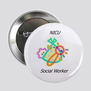"NICU Social Worker 2.25"" Button"