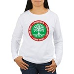 Italian Roots Women's Long Sleeve T-Shirt