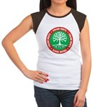 Italian Roots Women's Cap Sleeve T-Shirt