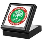 Italian Roots Keepsake Box