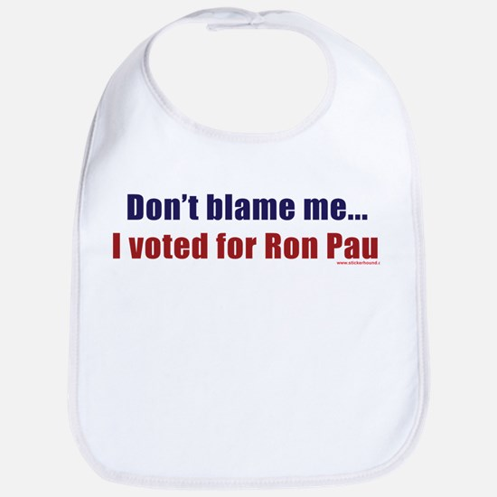 Don't blame me...I voted for Bib