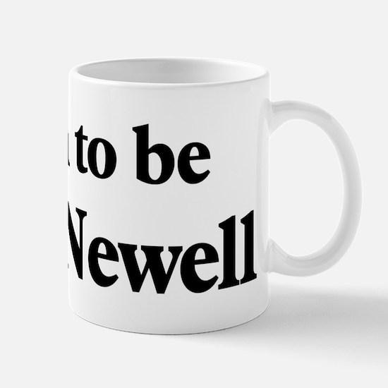 Soon to be Mrs. Newell Mug