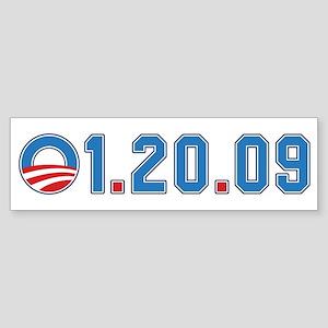 Presidential Inauguration Bumper Sticker