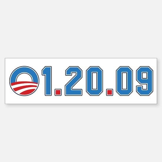 Presidential Inauguration Bumper Bumper Bumper Sticker