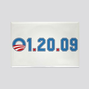 Presidential Inauguration Rectangle Magnet