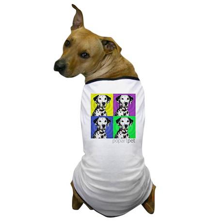 Pop Art Dalmatian Dog T-Shirt