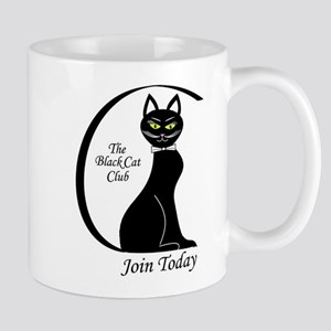 Black Cat Club Mugs