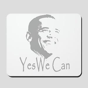 President Barack Obama Mousepad