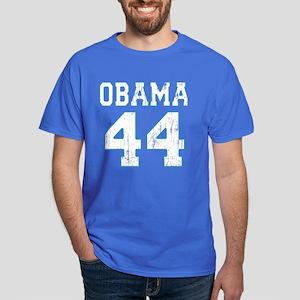 Vintage Obama 44 Dark T-Shirt