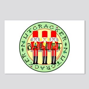 Nutcracker Ballet Postcards (Package of 8)
