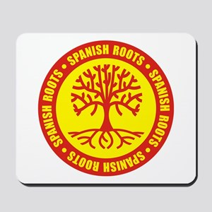 Spanish Roots Mousepad