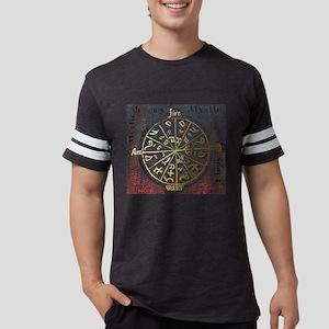 hippy alchemy mystic mystical old ancient T-Shirt