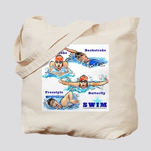 Swimming Star 2 (G) Tote Bag