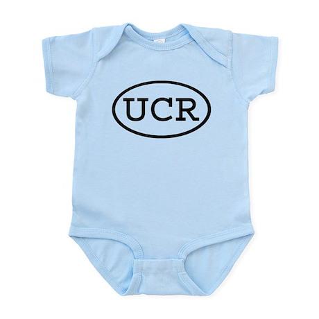 UCR Oval Infant Bodysuit