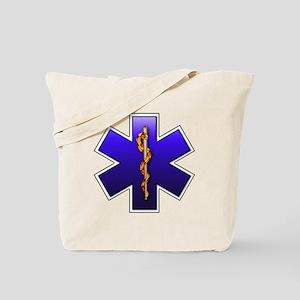 Star of Life(EMS) Tote Bag
