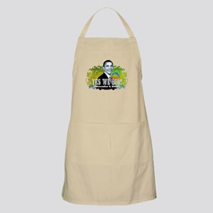 Yes We Did! BBQ Apron