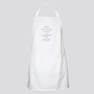 Girls R Evil BBQ Apron