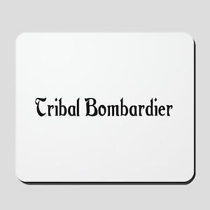 Tribal Bombardier Mousepad