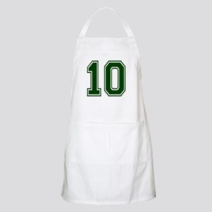 NUMBER 10 FRONT BBQ Apron