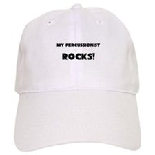 MY Percussionist ROCKS! Cap