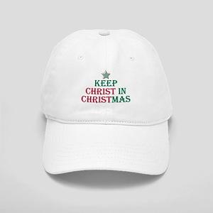 Keep Christ Star Cap