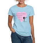 Dance is the only art... Women's Light T-Shirt