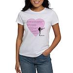 Dance is the only art... Women's T-Shirt