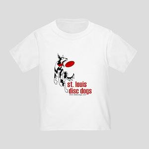 St. Louis Disc Dogs Toddler T-Shirt