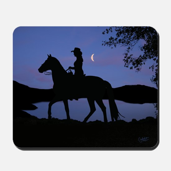 Moonlight - Mousepad