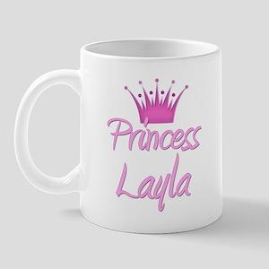 Princess Layla Mug
