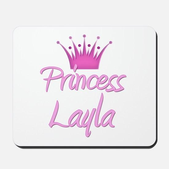 Princess Layla Mousepad