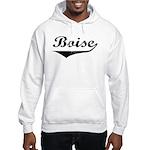 Boise Hooded Sweatshirt