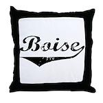 Boise Throw Pillow