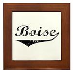 Boise Framed Tile