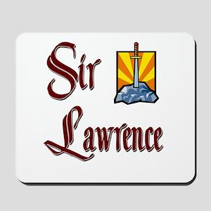 Sir Lawrence Mousepad