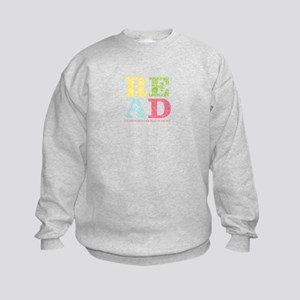 read Kids Sweatshirt