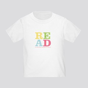 read Toddler T-Shirt