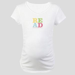 read Maternity T-Shirt