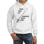 This End Up Hooded Sweatshirt