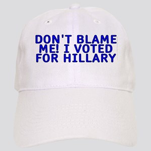 I voted for Hillary Cap