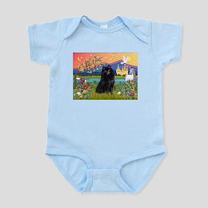 Fantasy Land Schipperke Infant Bodysuit
