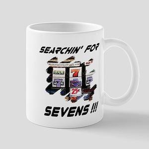 Searchin for Sevens Mugs